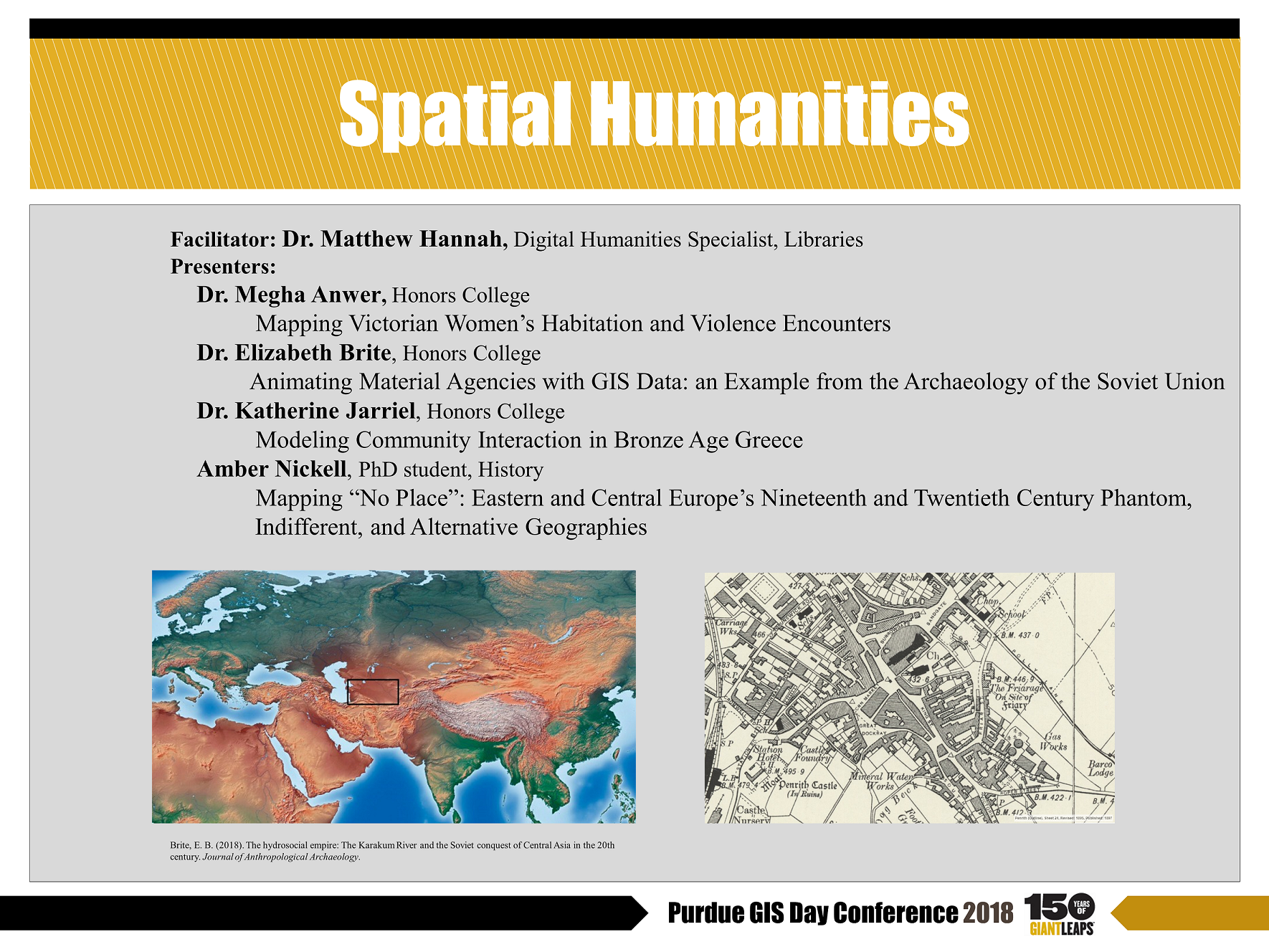 spatial humanities